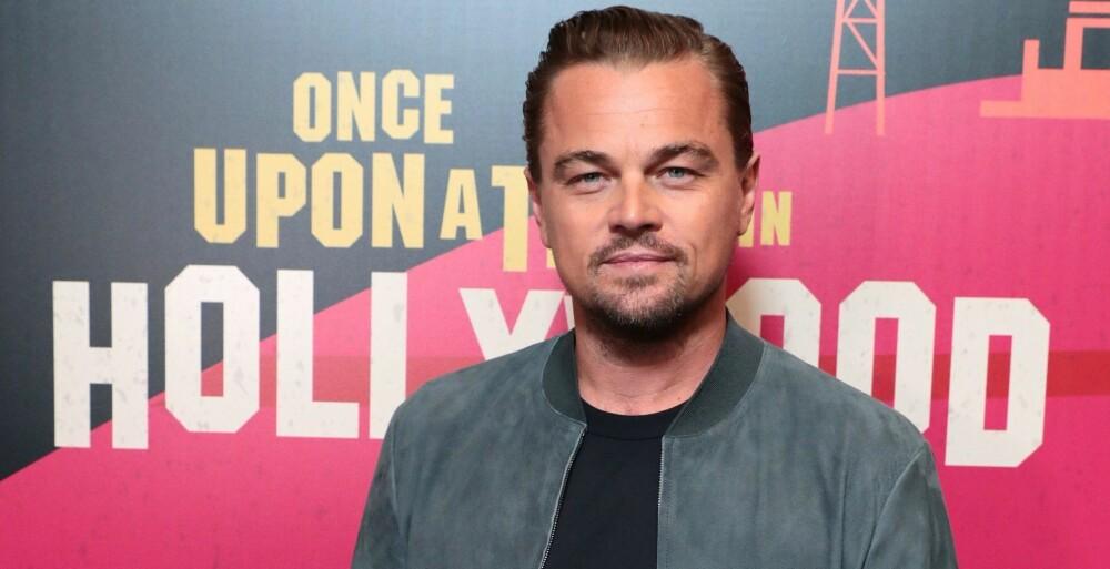 Leonardo DiCaprio i 2018.