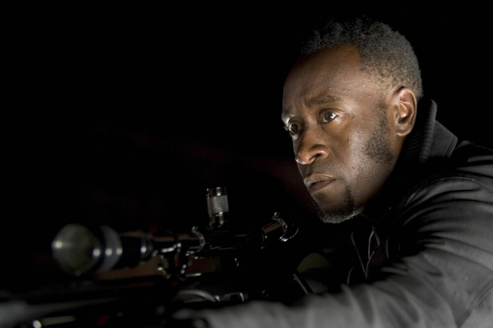 Don Cheadle ville ikke krediteres for Ocean's Eleven.