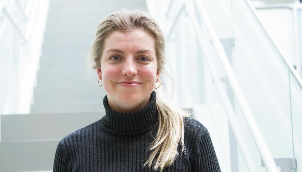 SEX OG SAMFUNN: Stine Solli, sykepleier og prosjektleder i Sex og samfunn.