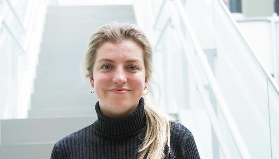 Stine Solli, sykepleier og prosjektleder for seksualundervisning ved Sex og samfunn.