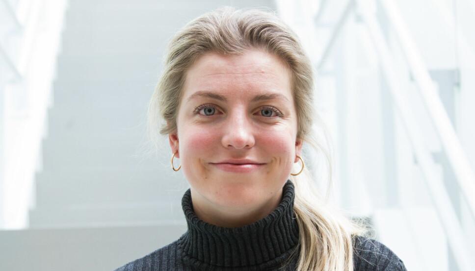 Sykepleier og prosjektleder for seksualundervisning ved Sex og samfunn, Stine Solli.