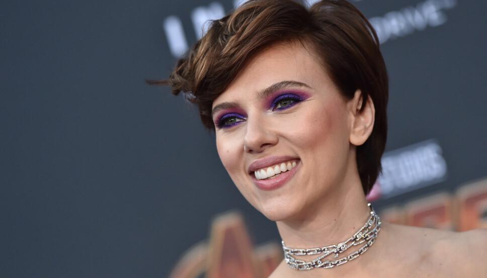 KAN LE HELE VEIEN TIL BANKEN: Scarlett Johanssonn har ikke akkurat pengeproblemer.