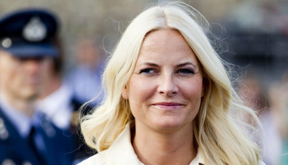 BANET VEI: Mette-Marit beviste for alle at man ikke måtte ha «prinsessebakgrunn» for å bli en del av kongehuset da hun giftet seg med kronprins Haakon.