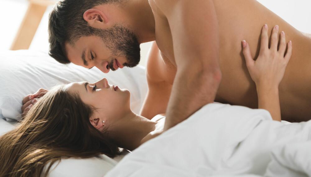 """POSITIV KOMMUNIKASJON: Sexlektøy kan være med på å """"friske opp"""" en relasjon, men dette avhenger av hvor godt paret kommuniserer, og også hvilken måte de kommuniserer på."""