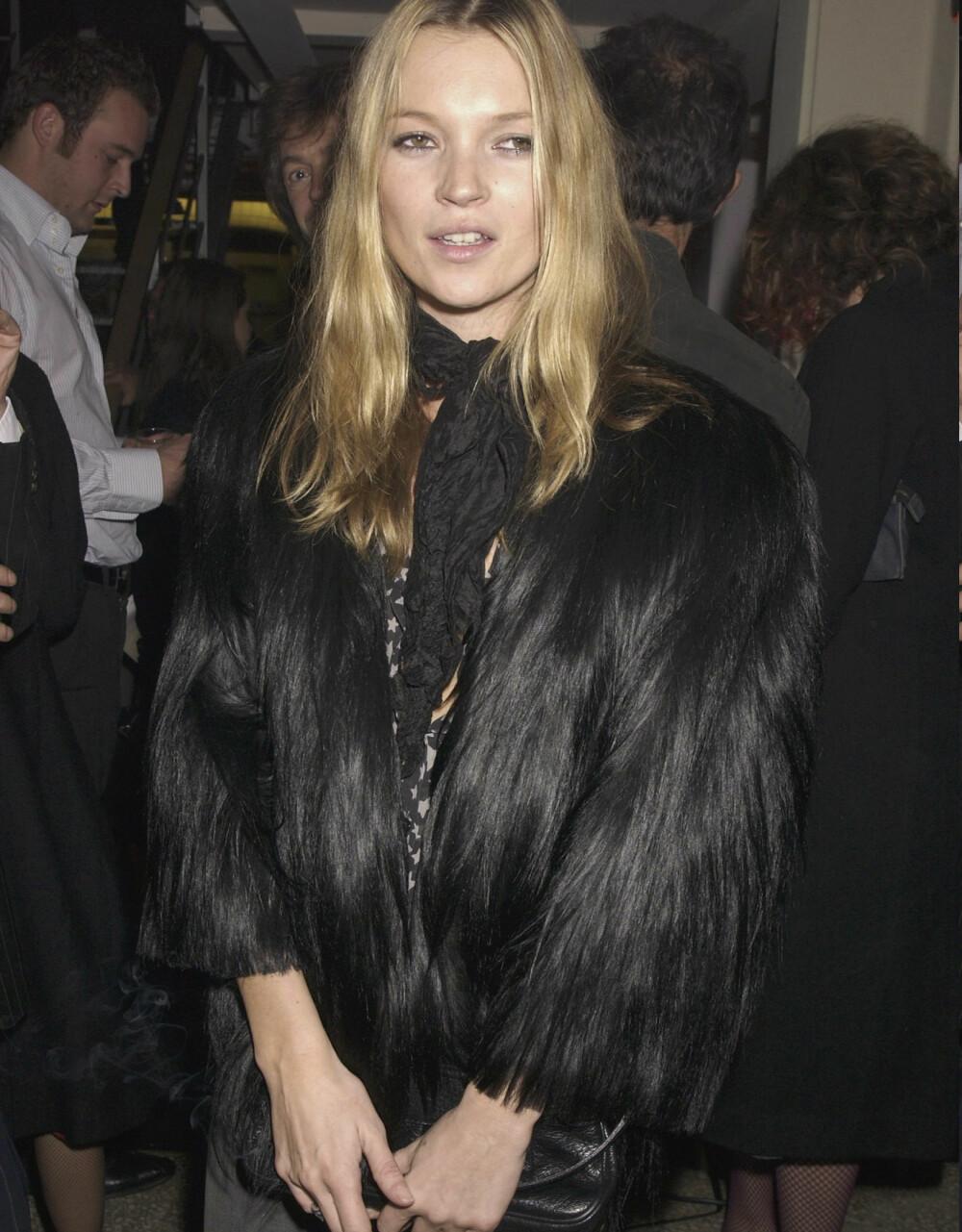 .Kate Moss.