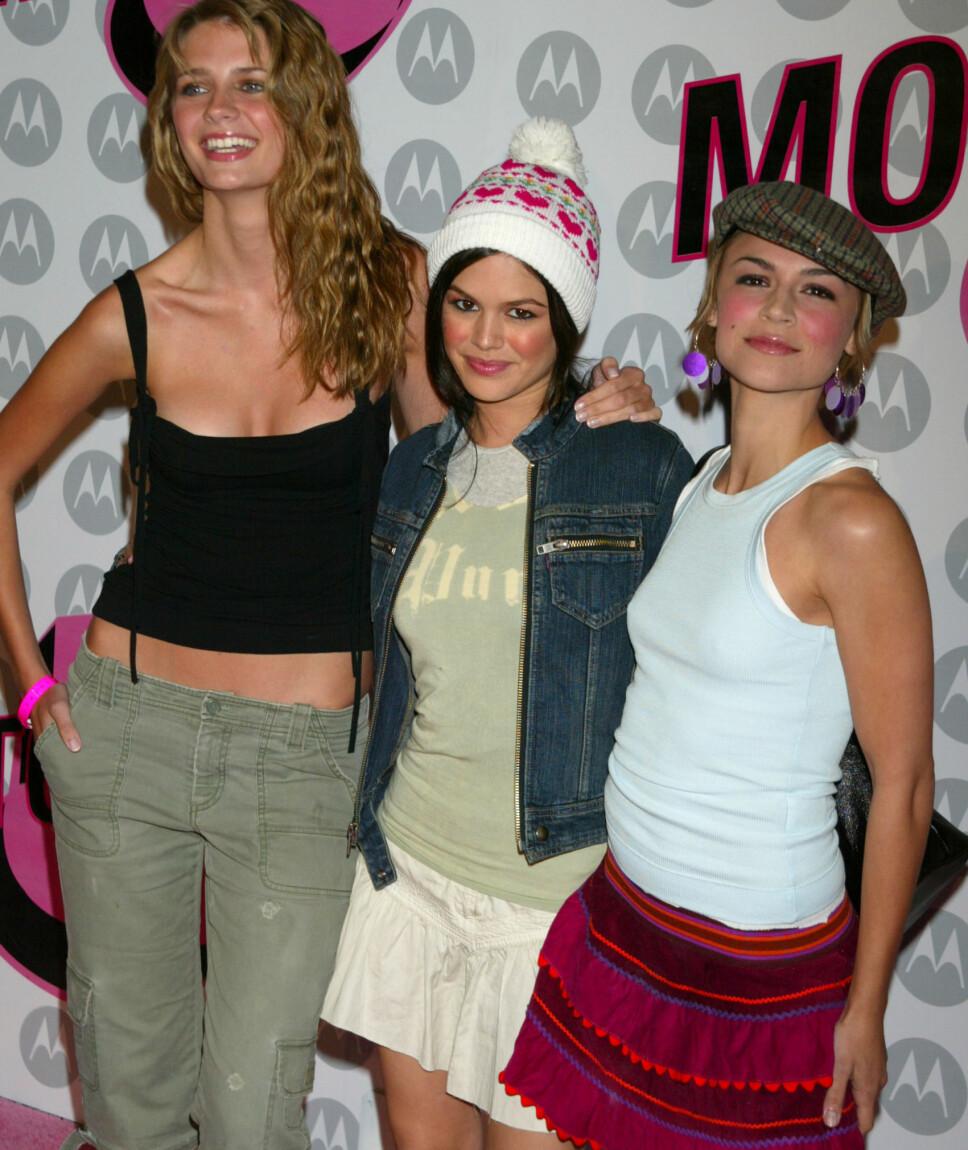 Mischa Barton, Rachel Bilson og Samaire Armstrong.