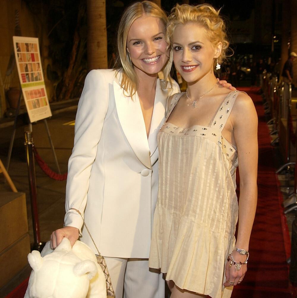 Kate Bosworth og Brittany Murphy. Murphy gikk bort i 2009.