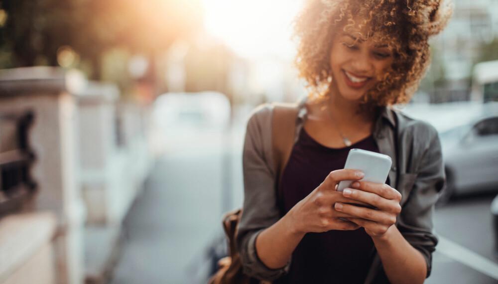TAR BEVISST SINGEL-VALG: Ifølge en undersøkelse fra Tinder, velger milleniumsgenerasjonen bevisst å være single.