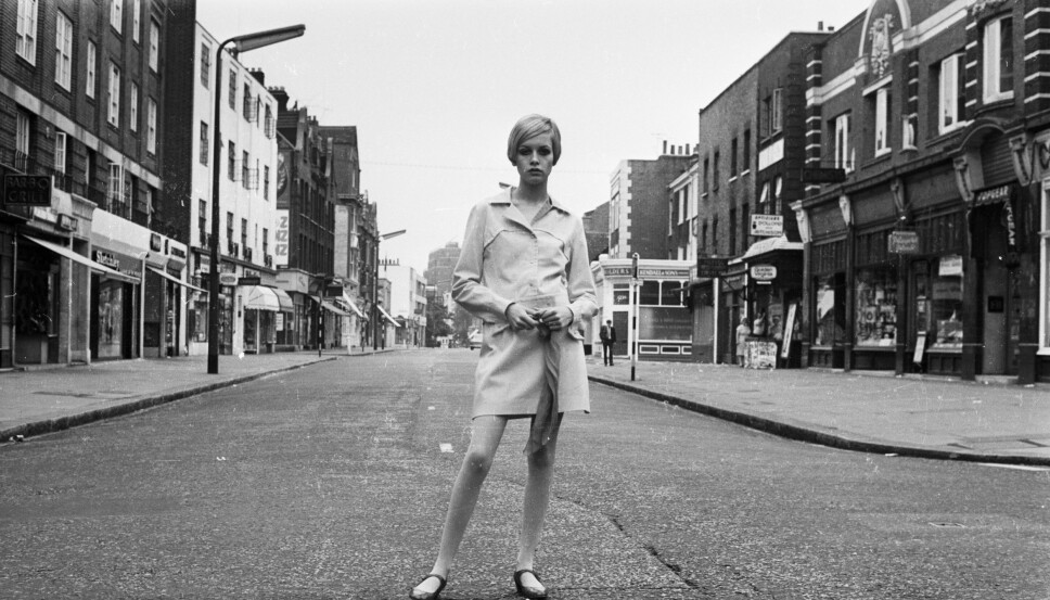 Twiggy gjorde karriere på flere områder, hun var både skuespiller og sanger, men var først og fremst kjent som modell. Twiggys fødenavn er Lesley Hornby, kallenavnet spiller på hennes spede kroppsfasong; twig (kvist).