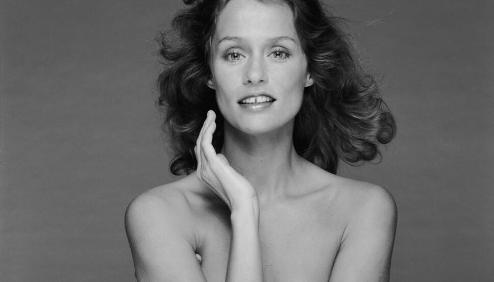 Lauren Hutton holder fortsatt koken som modell. I 2017 ble hun, i en alder av 74 år, den eldste kvinnen som noensinne har prydet forsiden av Vogue.