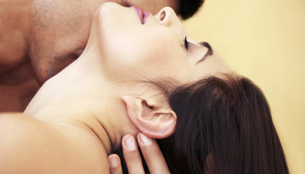 HUSKER DU PÅ DETTE? Kvinnekroppen har flere erogene soner enn klitoris.