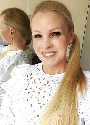 HUDPLEIER OG SKJØNNHETSBLOGGER: Anne Kathrine Hansen.