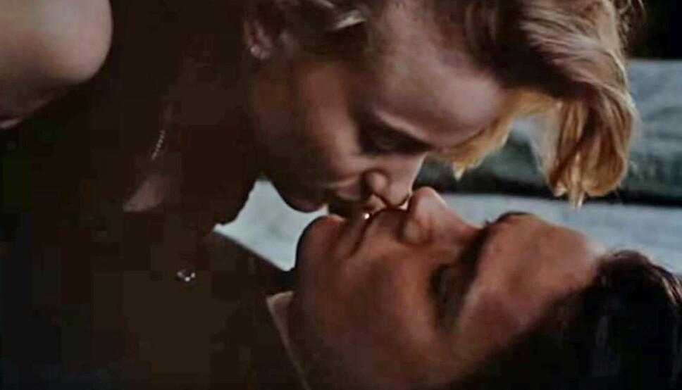 THE THING CALLED LOVE: Filmen fra 1989 som brakte River Phoenix og Samantha Mathis sammen.