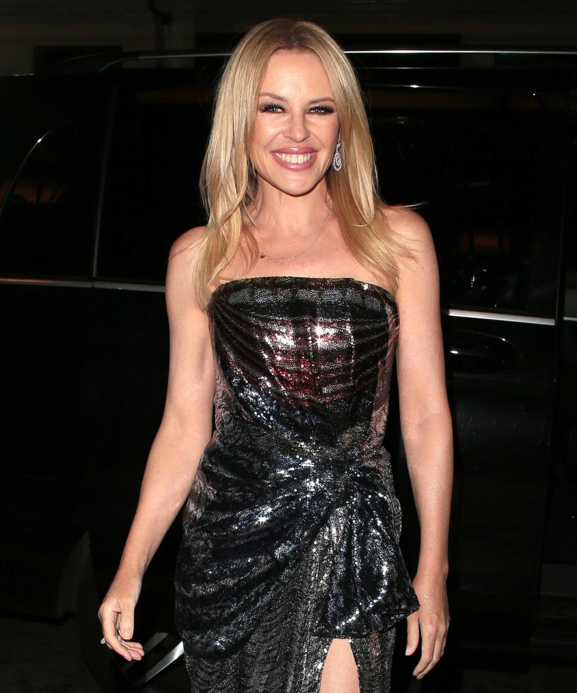 MÅTTE AVLYSE TURNÉ: Kylie Minogue fikk diagnosen brystkreft for tretten år siden. Da var hun nødt til å kansellere en planlagt turné for å bli frisk.