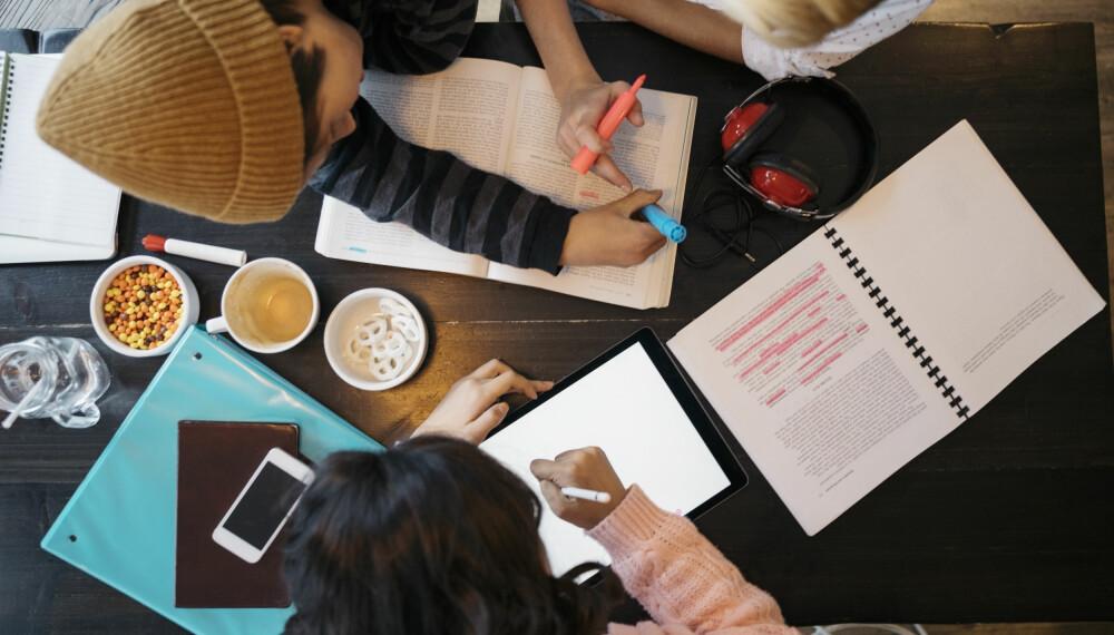 HUSK PÅ DET DU HAR LÆRT: Et godt tips til eksamenslesningen, er å øve på å huske det du har lært.