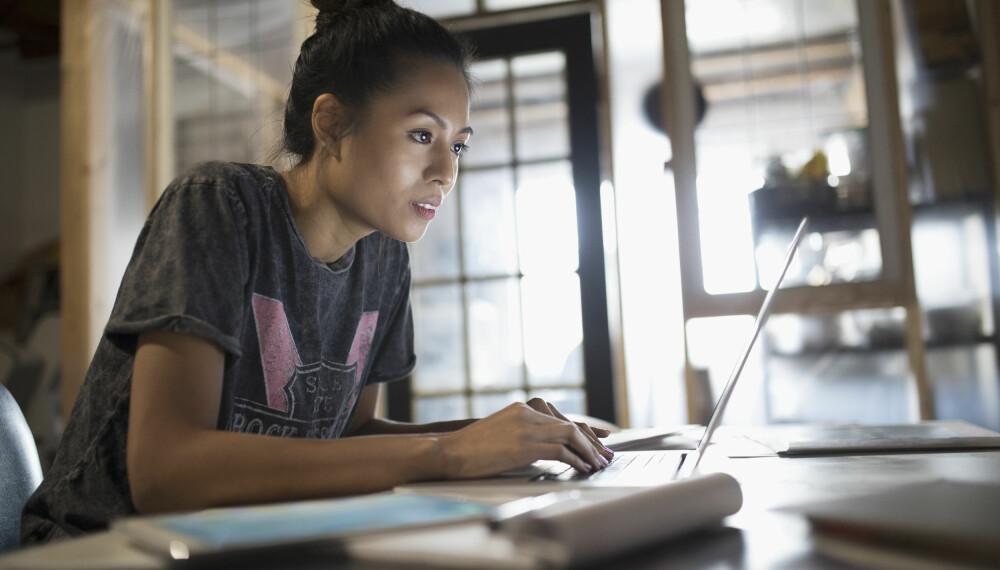 SETT AV TID: Ved å sette av en begrenset tidsperiode til å gjøre en spesifikk oppgave, kan du trene deg opp på å bli mer effektiv.