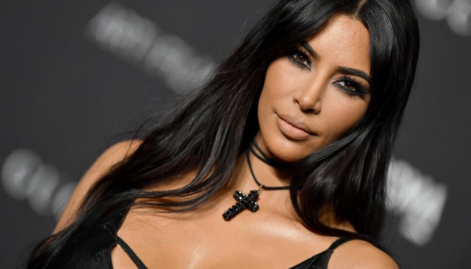 INNRØMMER NARKOTIKABRUK: Kim Kardashian sjokkerer lillesøster Kendall og eks-svoger Scott Disnic.
