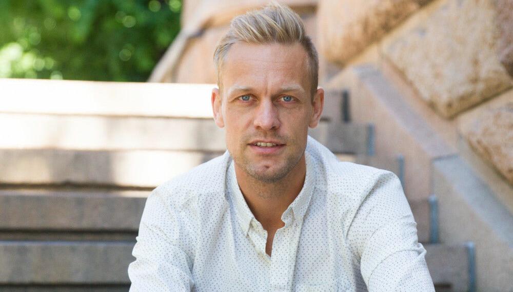 PÅ TREDJEPLASS: Mads Hansens «Sommerkroppen» er årets tredje mest streamede låt i Norge.