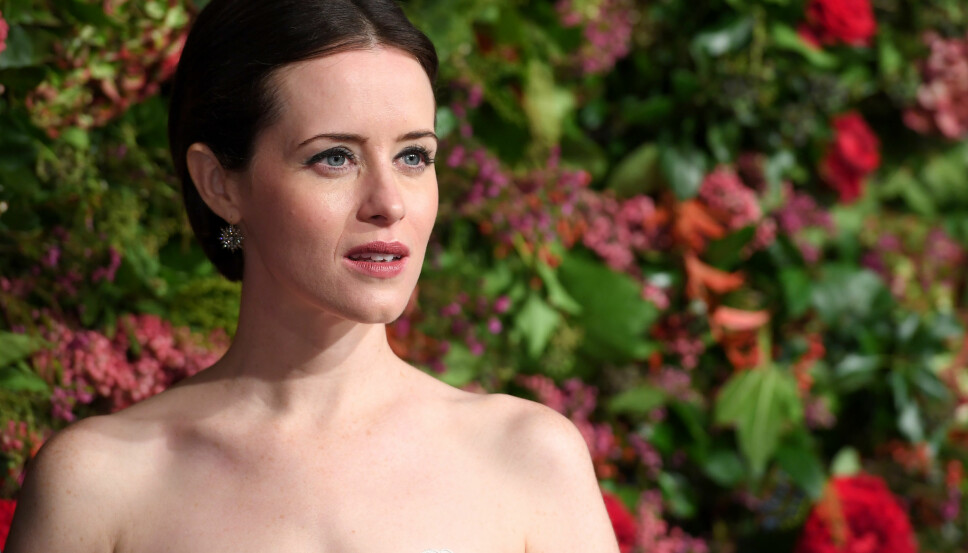 HAR SLITT MED ANGST: Claire Foy på Evening Standard Theatre Awards 2018 i London i november i fjor.