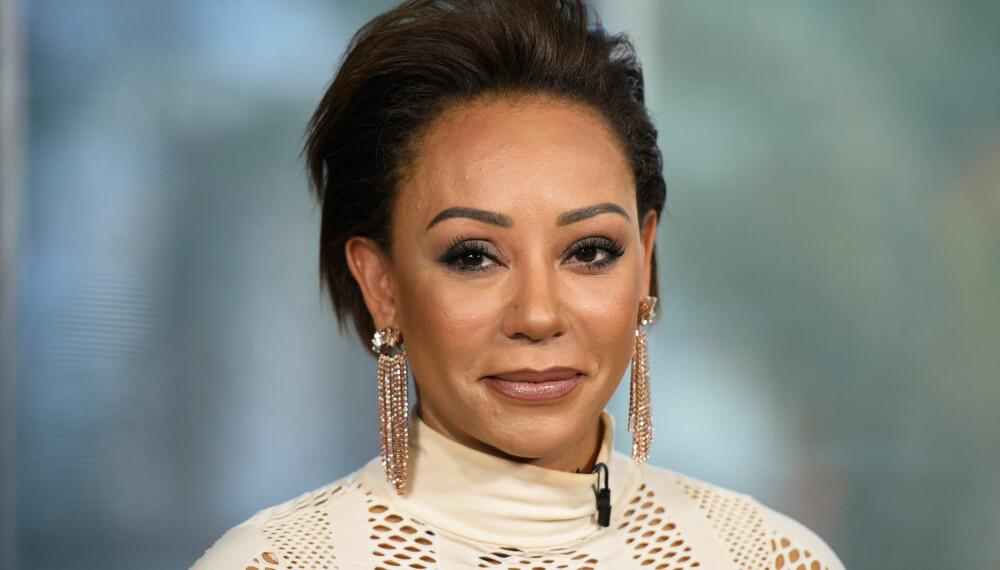 SCARY SPICE: Melanie Brown har hatt stor suksess etter Spice Girls, blant annet som programleder i flere TV-programmer.