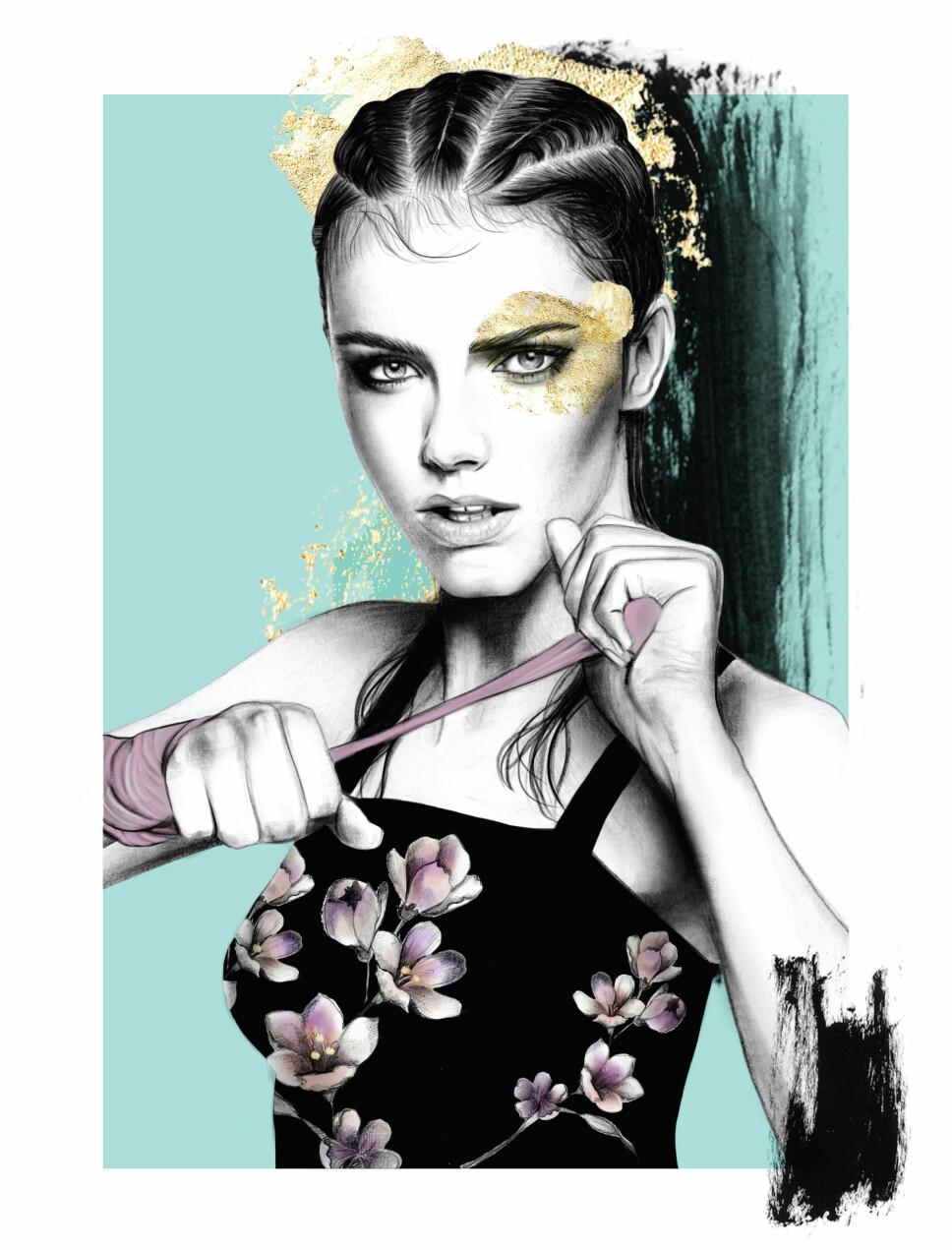 Illustrasjon: Cathrine Karlsen