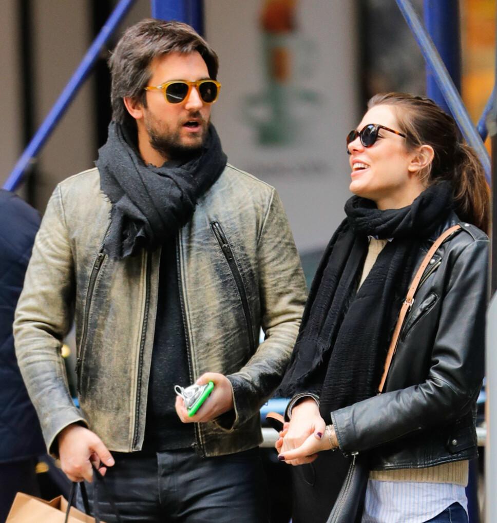 AVLYSER BRYLLUPET: Charlotte og Dimitri Rassam skulle etter planen gifte seg i 2019. Det ser det ikke ut til å bli noe av.