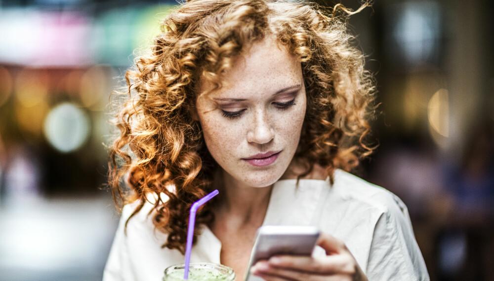 OVERSIKT: Det finnes mange apper der ute du kan bruke for å logge menstruasjonssyklusen din.