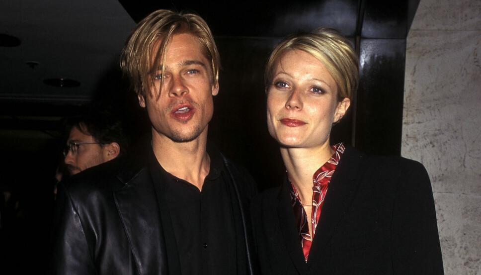 Brad Pitt og Gwyneth Paltrow.