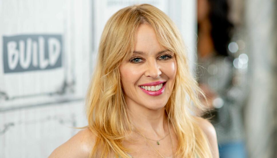 SAVNER FAMILIE: Til tross for at hun har hatt en strålende karriere mange kan misunne henne, innrømmer Kylie Minogue at hun har savnet å få en familie og egne barn.