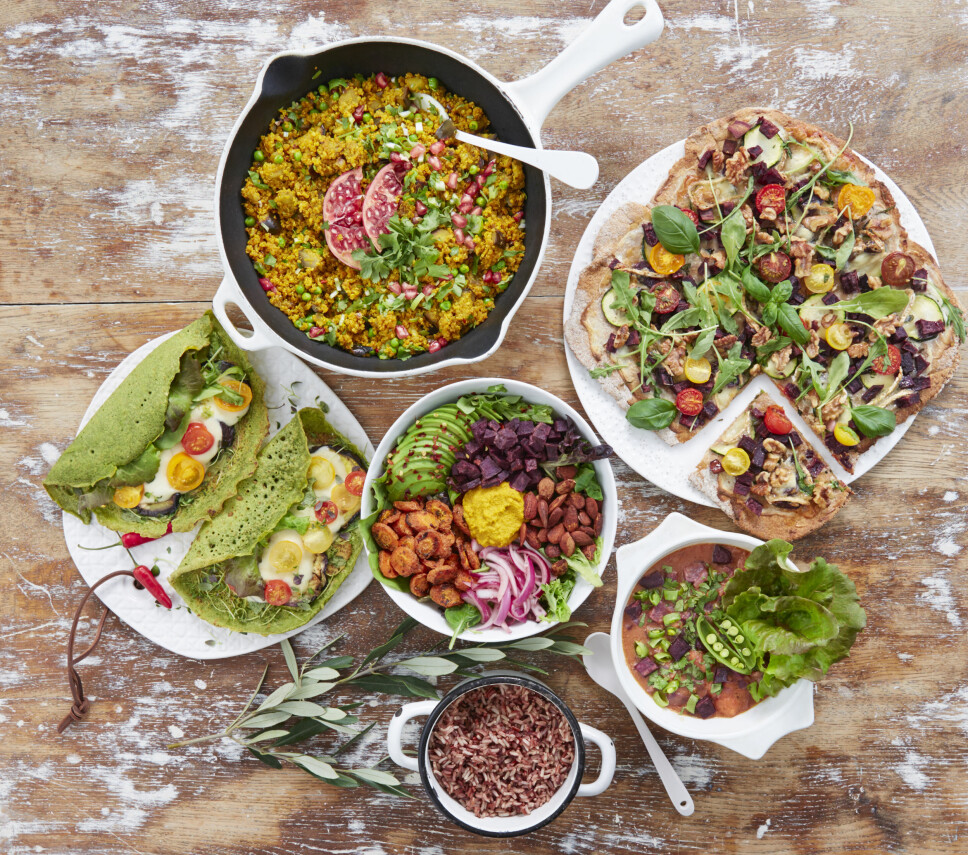 GRØNN INSPO: På jakt etter nye, digge middagsoppskrifter? Hvorfor ikke prøve ut noen av Shape Ups veggisretter? Vi lover at du vil føle deg inspirert!
