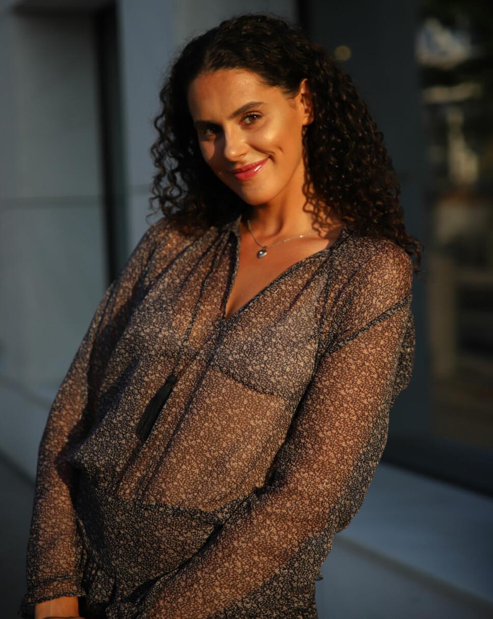 SPALTIST: Kelly Bricen er journalist og Det Nyes faste sexspaltist.