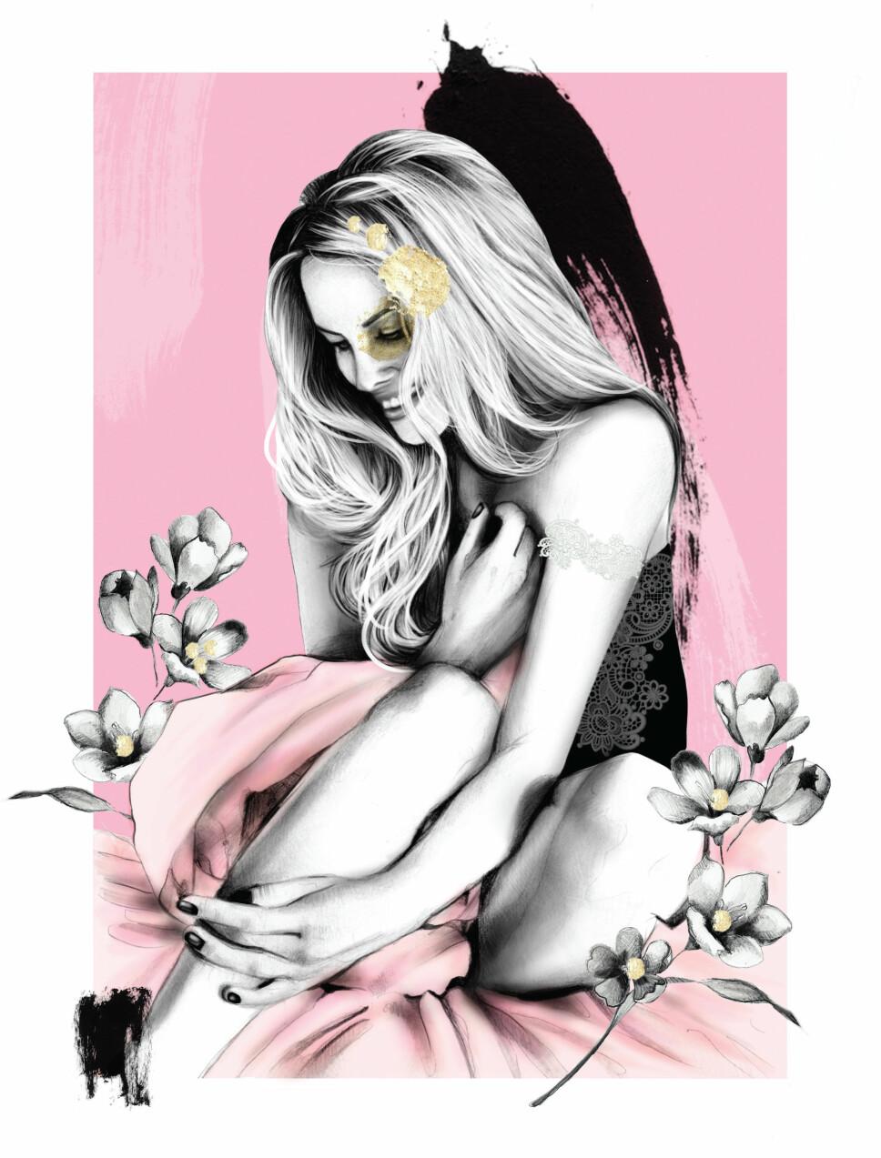 Illustrasjon: Cathrine Carlsen