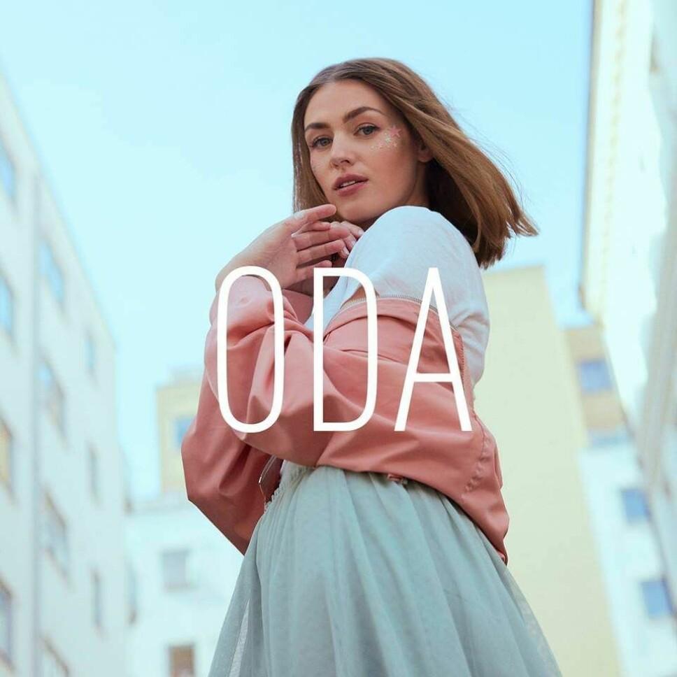 Hjertesmerte: ODA er en fremadstormende artist med vakker vokal.