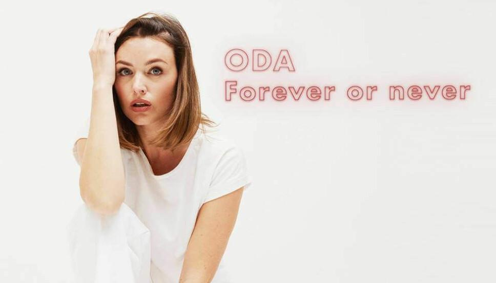 """ODA er aktuell med en av sine nyeste låter """"Forever Or Never""""."""
