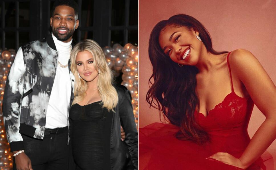 PÅSTÅTT AFFÆRE: Khloe Kardashians ektemann Tristan Thompson skal ha vært utro igjen. Denne gangen med Kylie Jenners bestevenninne, Jordyn Woods.