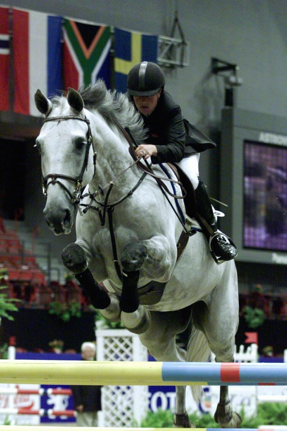Oslo Horse Show i 1991.