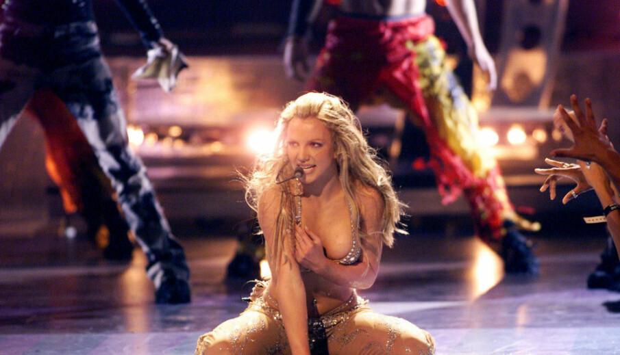 INSPIRERT: Britney forteller i sin rider at Prinsesse Diana har vært en stor inspirasjon for henne.