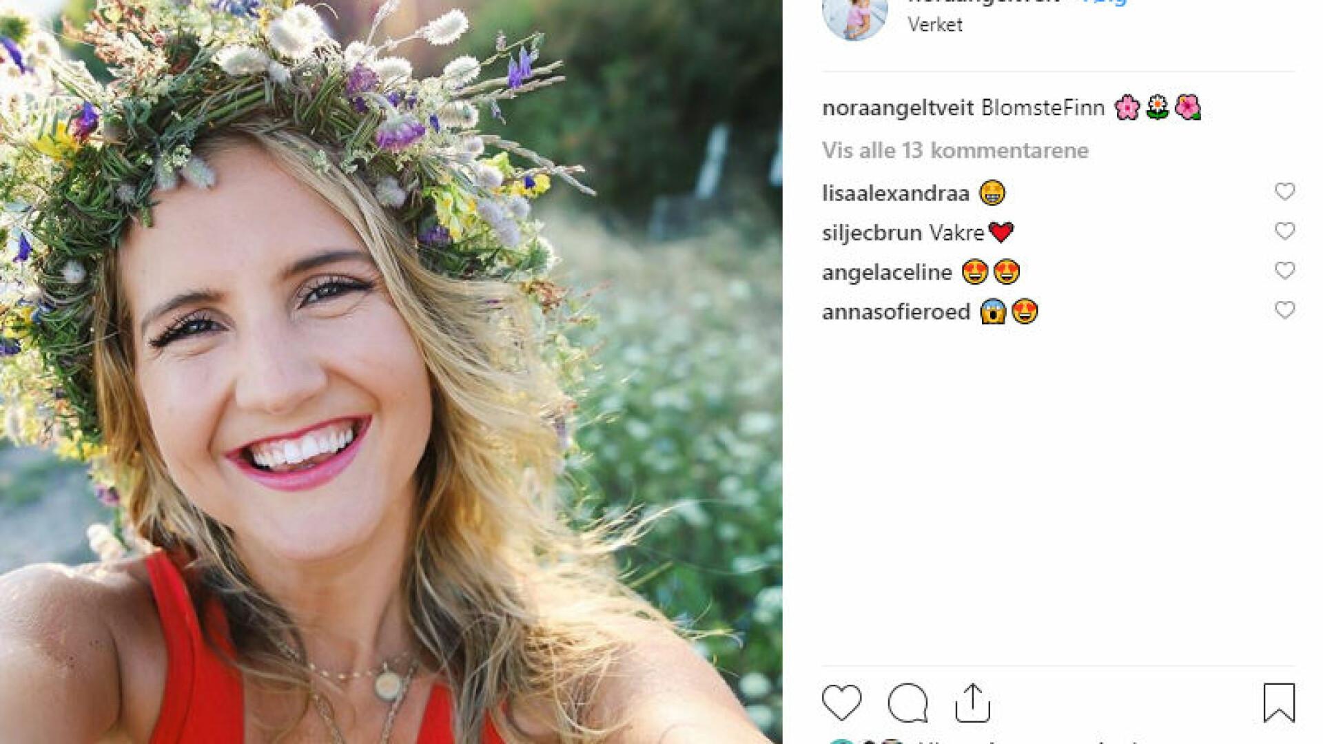 339151fe 18 spørsmål med Nora Angeltveit: - Ikke fokuser kun på utseende når du skal  begynne å trene - Underholdning