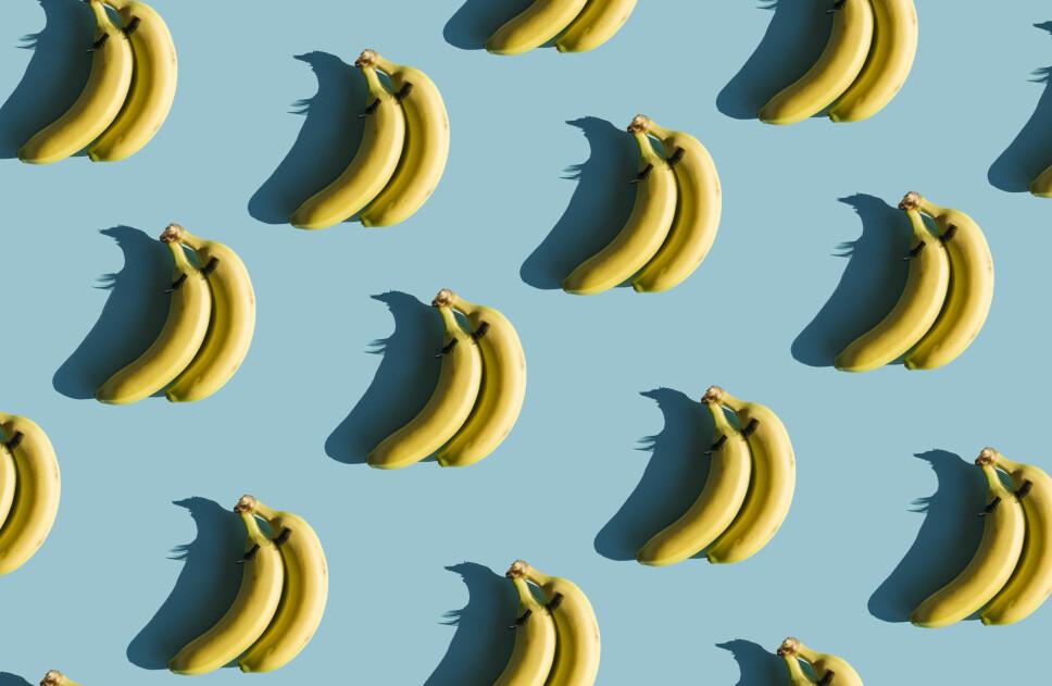 DIGG: Bananer er skikkelig deilig snacks, men hvordan får du dem til å holde lengst mulig? Internett gir deg svaret.
