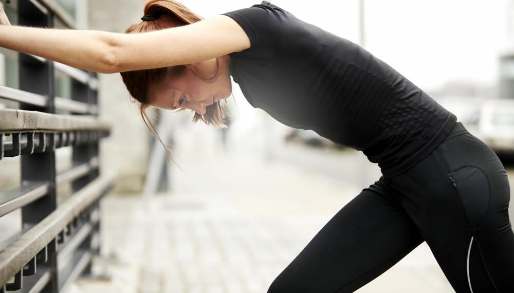Når vi trener, bryter vi kroppen ned. Hvis vi aldri gir kroppen vår tid til å bygge seg sterkere, havner man fort inn i en dårlig sirkel med manglende resultater og lite energi.