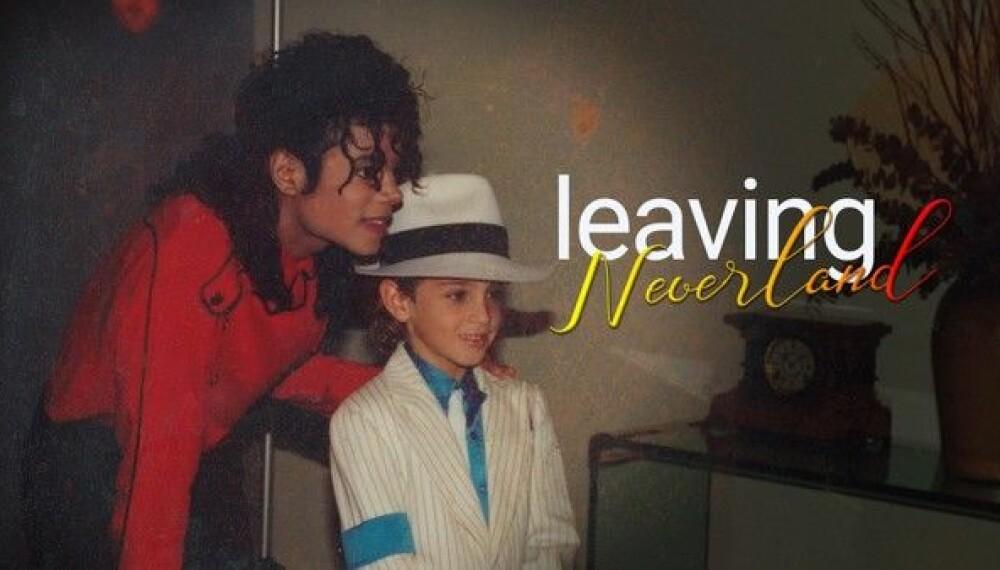 I «Leaving Neverland» forteller to gutter om deres forhold til Michael Jackson fra da de var 7 og 10 år gamle.
