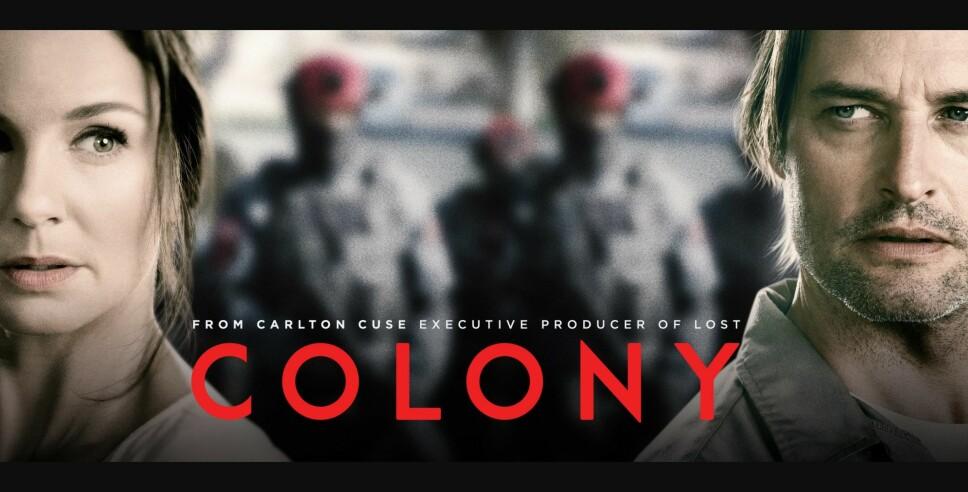 LOST: Serien «Colony» har samme produsent som suksessen «Lost».