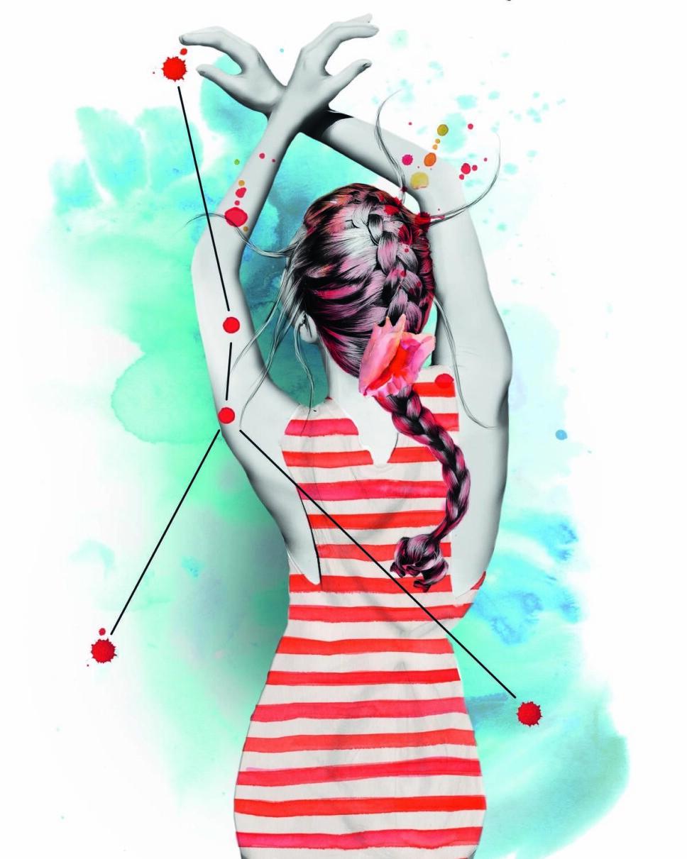 Illustrasjon: Kathrine Carlsen