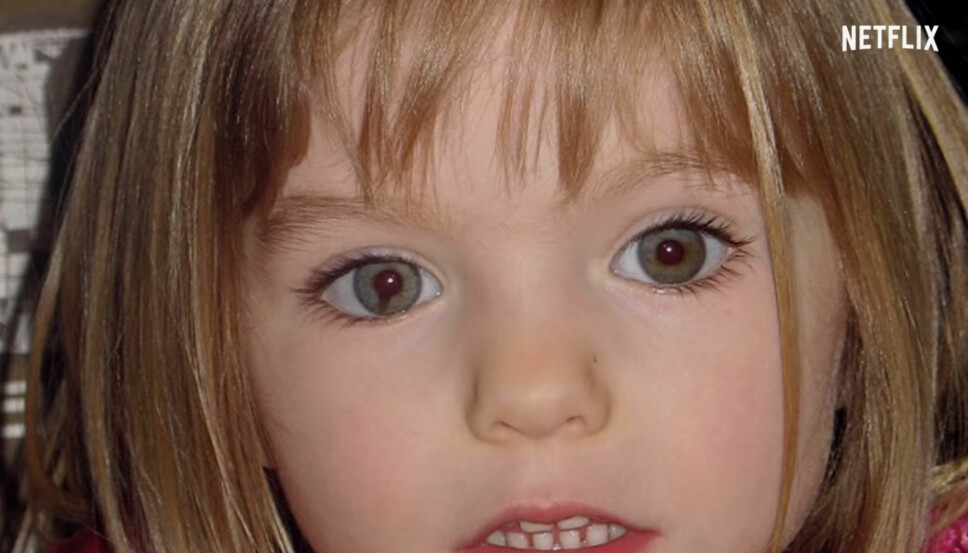«The Disappearance of Madeleine McCann»