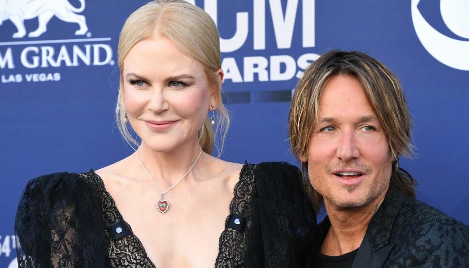 BESTEMT MAMMA: Nicole Kidman innrømmer at hun kanskje er en i overkant streng mamma når hun nekter barna å få egen telefon.