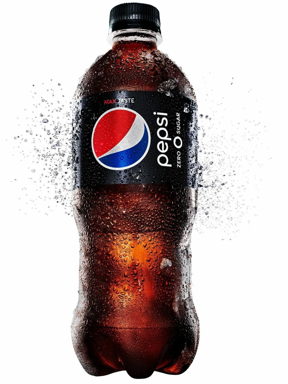 Pepsi Max!