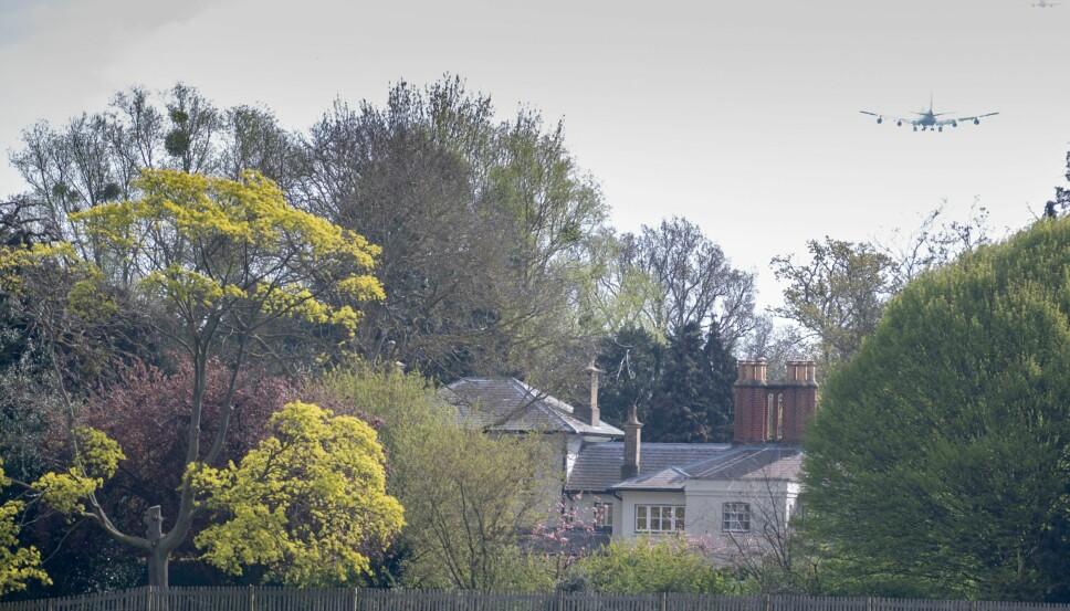 Frogmore Cottage er stedet hvor Harry og Meghan mest sannsynlig vil oppdra den lille gutten sin.