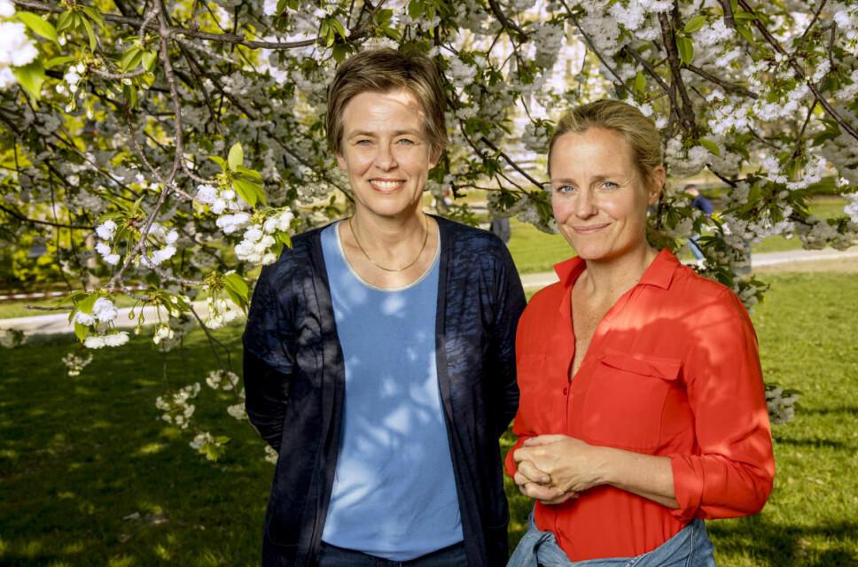 VIKTIG ÅPENHET:  Terese Grøm er generalsekretær i LEVE. Hun takker for at Solveig Kloppen har valgt å dele sin sorg etter tapet av to av sine nærmeste.
