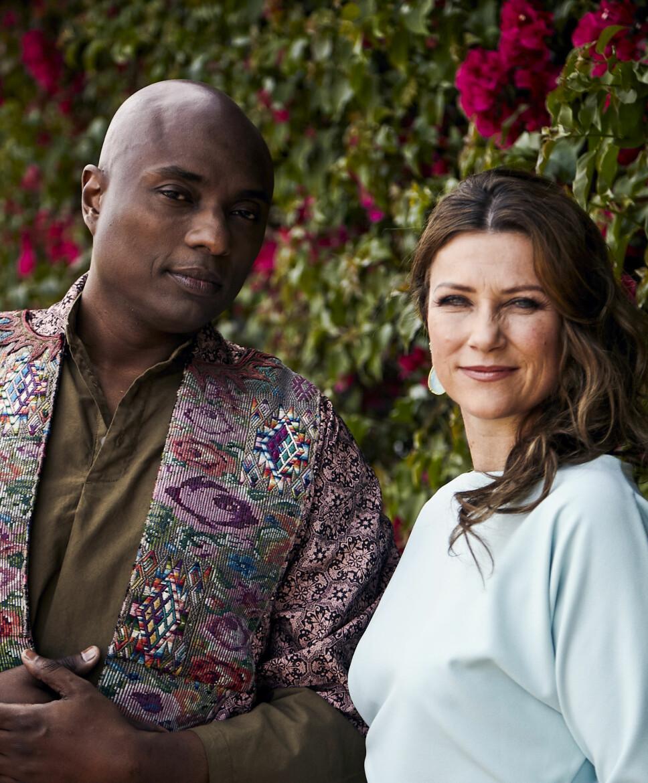 FANT KJÆRLIGHETEN: Prinsesse Märtha Louise og Shaman Durek bekreftet på hver sine Instagram-kontoer at de nå er et par.