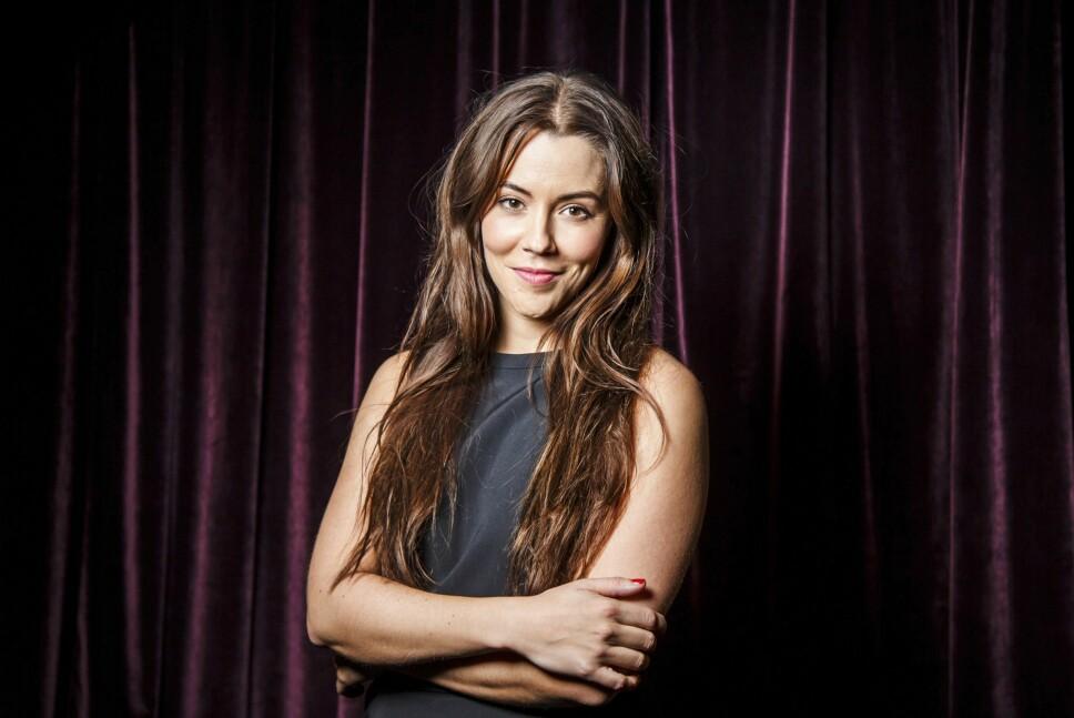 ÅPEN OG ÆRLIG: Fredag ga Marion Ravn ut singelen «Tyv», som er en del av det kommende albumet hennes «Mellom disse 4 vegger».